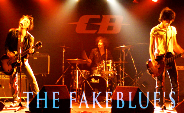 THE FAKEBLUE'S